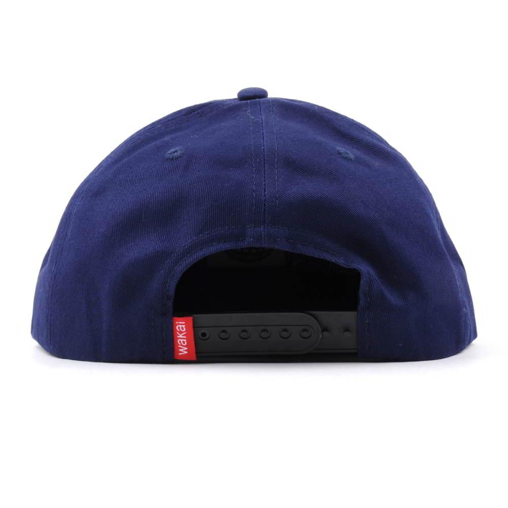 flat embroidery flat brim snapback custom caps