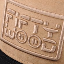special 6 panels 3d embroidery suede snapback hats custom