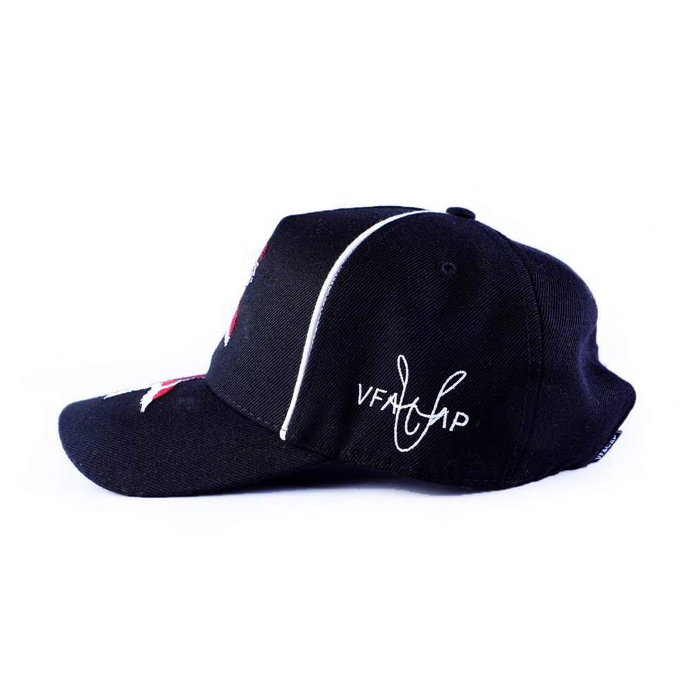 5 panels flat embroidery sports baseball hats