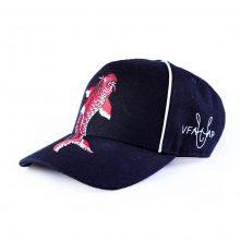 5 panels flat embroidery sports baseball hats