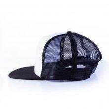 5 panels plain embroidery snapback trucker caps mesh hats