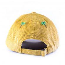 corduroy baseball caps plain letters logo vfa hats