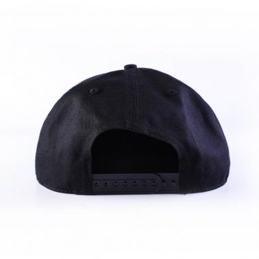 embroidery logo black children snapback hats