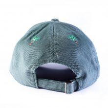 plain vfa embroidery logo corduroy baseball caps