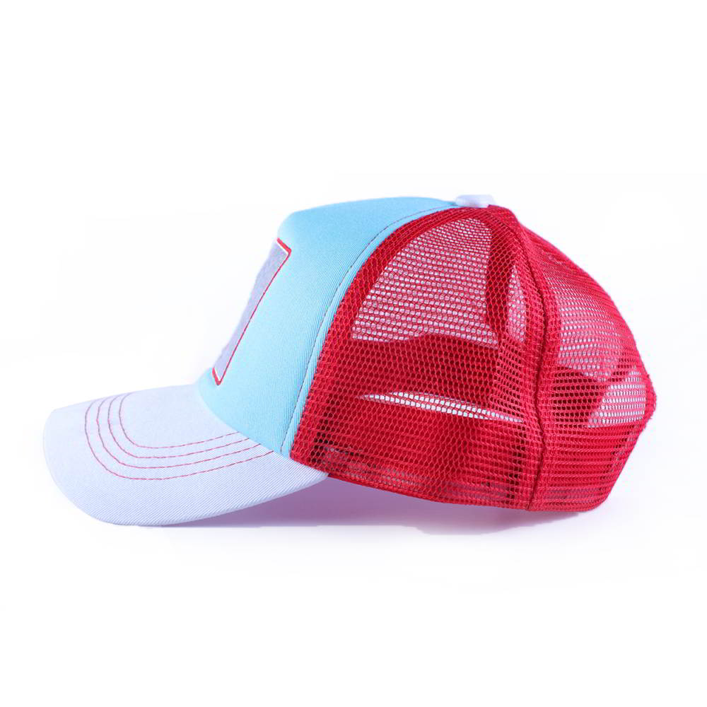 5 panels sports baseball caps trucker hats