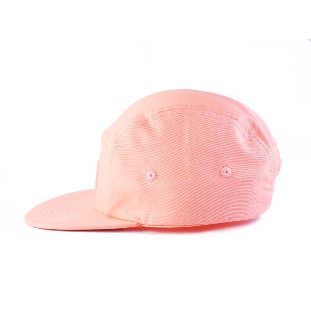 aungcrown patch flat brim snapback 5 panels caps