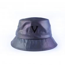 plain vfa logo summer bucket hats