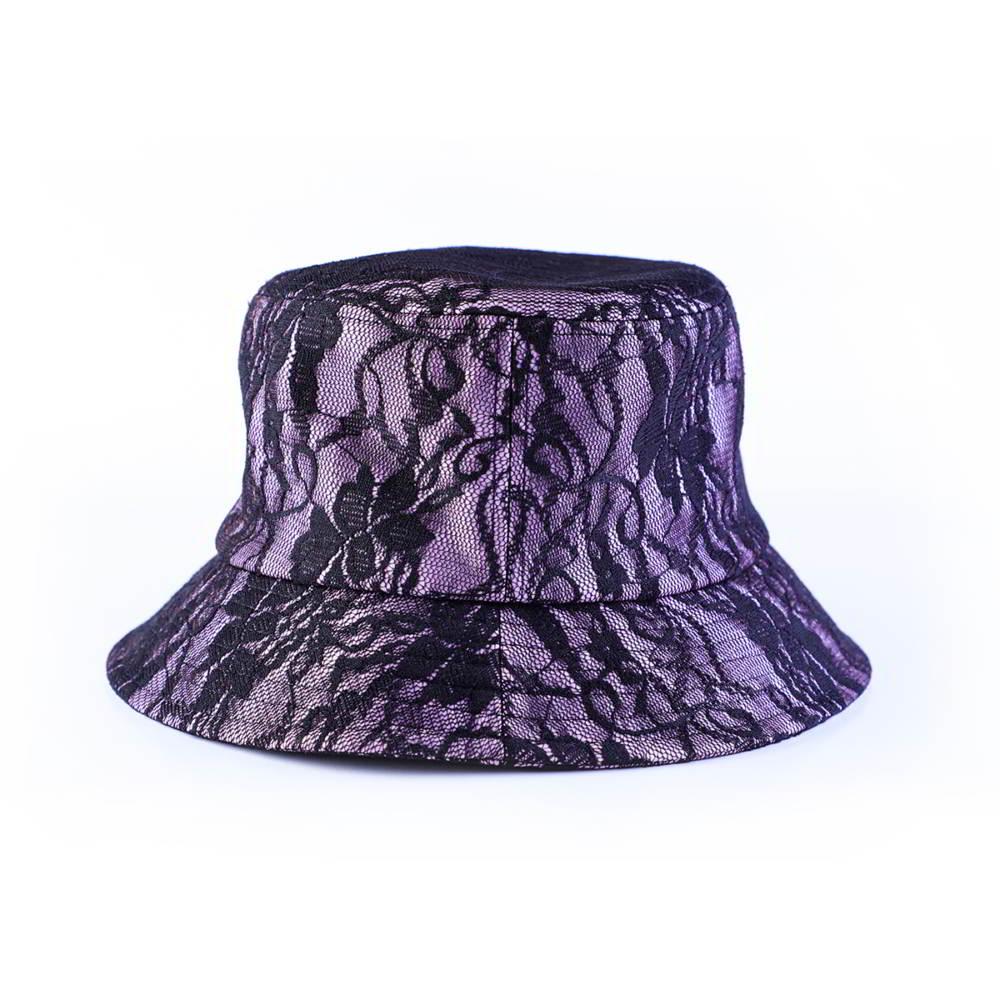 top quality custom bucket hats design logo