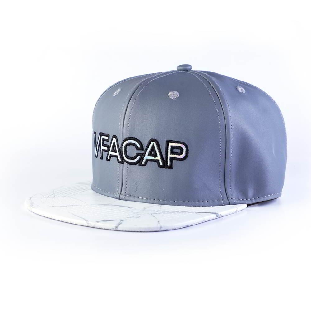vfa letters logo flat brim snapback hats
