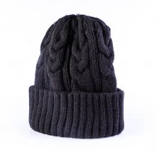 plain no logo blank winter cuffed beanies hats
