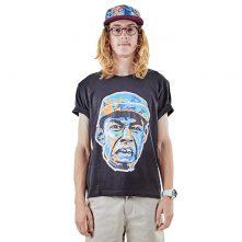 custom hot selling print logo men's t shirts cool