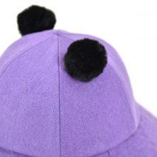 warm winter hat, melon wool hat, outdoor hat