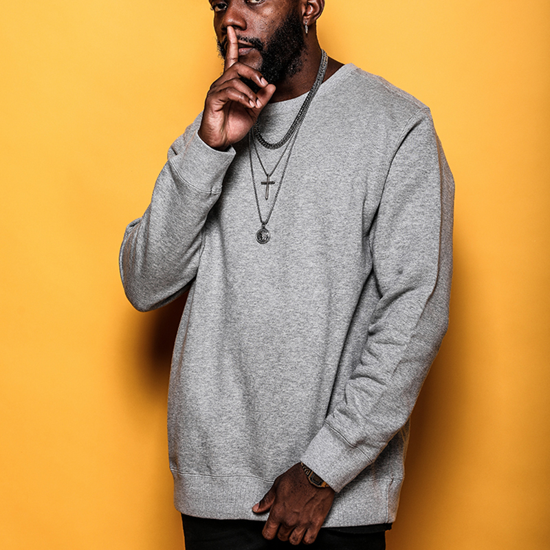 Men's classic soft and cozy warm sweatshirt hoodies-1