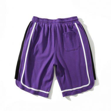Cotton men's running training exercise jogging shorts
