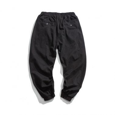 fashion hip hop casual sport ankle long pants for men-1