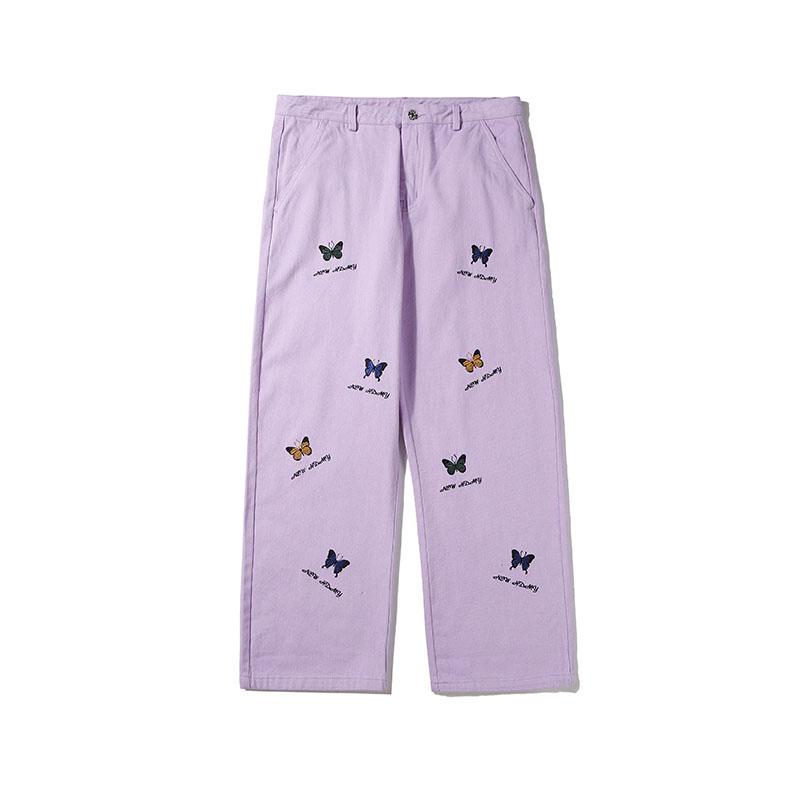 men's casual wide leg loose pants in summer beach-2