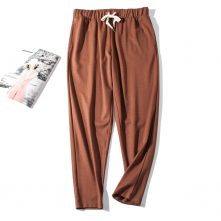 women's harem loose casual and comfy pants with pockets-12
