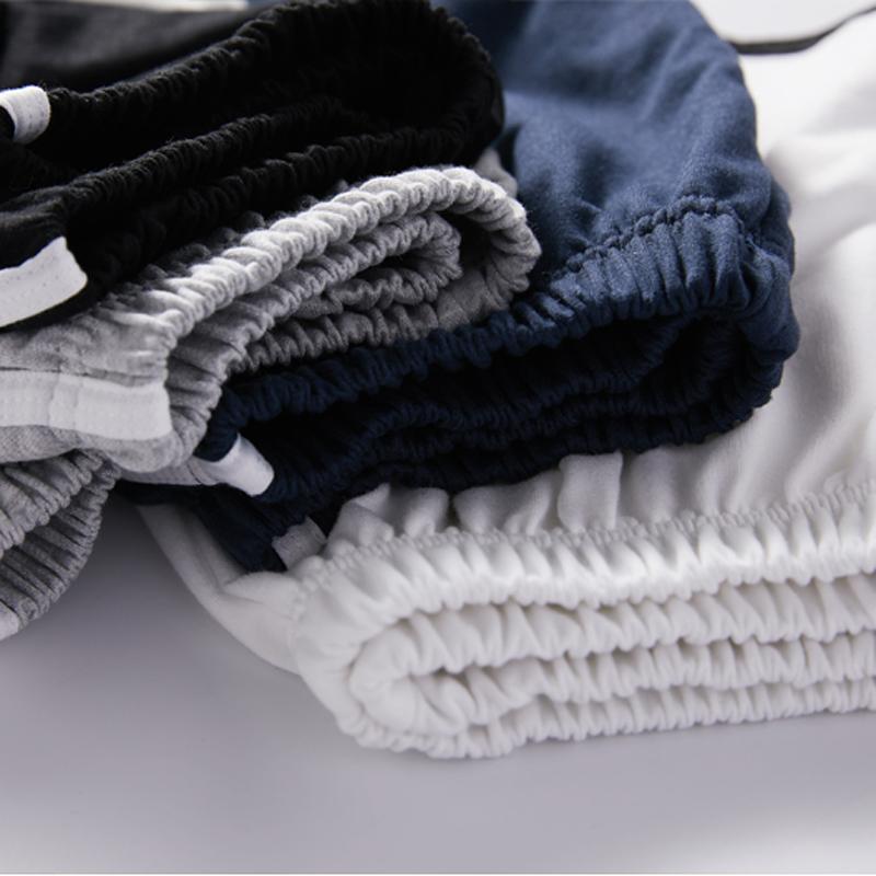 women's summer basic cotton sport shorts -1
